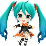 あの名曲も、ミライ仕様でお色直し!『初音ミク Project mirai でらっくす』新着ゲーム情報第2回です!