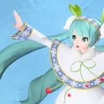 初音ミク Project DIVA Arcade:12月楽曲&モジュール追加のお知らせ!