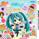 「まんまるでらっくすカワイイ」リズムゲーム! 『初音ミク Project mirai でらっくす』の発売日が2015年5月28日(木)に決定!
