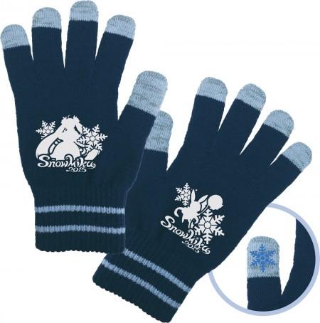 SNOW MIKU 2015スマホ手袋