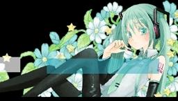 Flower Garden[AQUA]