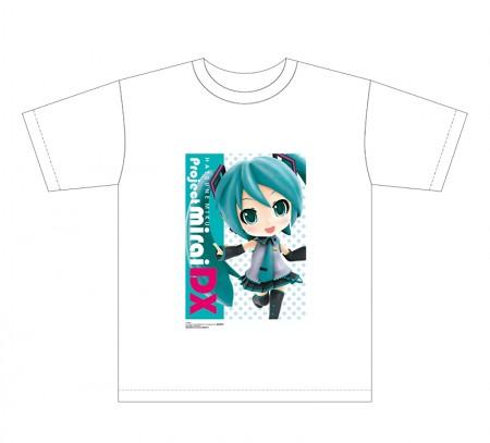 初音ミク Project mirai でらっくす Tシャツ