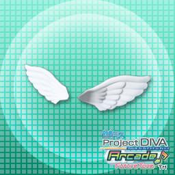 背中_天使の翼