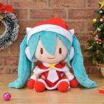 【プライズ】サンタ衣装のおおきなミクのぬいぐるみが登場!!他にもクリスマス商品多数!!