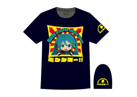 ミクダヨーTシャツ2016