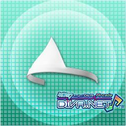 おばけの三角ずきん(頭)