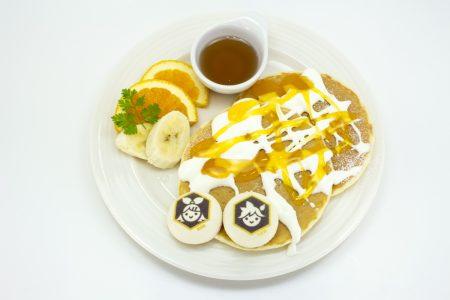 リン・レンのパンケーキ