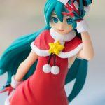 【セガプライズ】サンタ衣装のフィギュアやぬいぐるみが登場☆