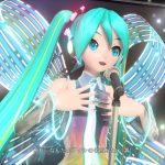 『ゴーストルール』のリズムゲームPVを初公開! 『初音ミク Project DIVA Future Tone DX』プロモーション映像を公開!