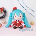 【セガプライズ】ぬいぐるみにフィギュアに雑貨に!!クリスマスアイテムが盛りだくさん♪