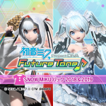 PS4『初音ミク Project DIVA Future Tone』&「Future Tone DX」、「SNOW MIKU パック 2018&2019」配信決定!